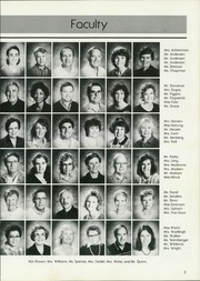 Page 7, 1987 Edition, Hoover Middle School - Highlander Yearbook (Lakewood, CA) online yearbook collection