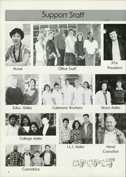 Page 8, 1987 Edition, Hoover Middle School - Highlander Yearbook (Lakewood, CA) online yearbook collection