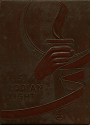 1951 Edition, Lodi Academy - Lodian Light Yearbook (Lodi, CA)