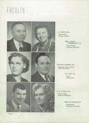 Page 16, 1951 Edition, Lodi Academy - Lodian Light Yearbook (Lodi, CA) online yearbook collection