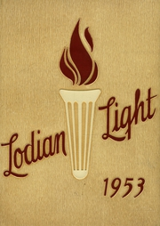 1953 Edition, Lodi Academy - Lodian Light Yearbook (Lodi, CA)