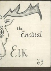Page 1, 1963 Edition, Encinal School - Elk Yearbook (Menlo Park, CA) online yearbook collection