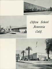 Page 3, 1961 Edition, Clifton Middle School - Cliftonian Yearbook (Monrovia, CA) online yearbook collection