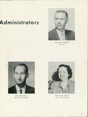 Page 5, 1962 Edition, Clifton Middle School - Cliftonian Yearbook (Monrovia, CA) online yearbook collection