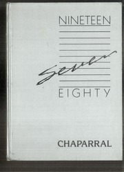 1987 Edition, Chaparral Middle School - Chaparral Yearbook (Moorpark, CA)