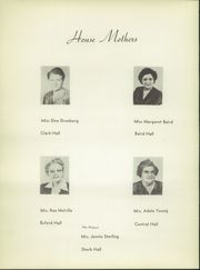 Page 12, 1949 Edition, San Marino Hall School - Marinor Yearbook (South Pasadena, CA) online yearbook collection