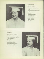 Page 16, 1949 Edition, San Marino Hall School - Marinor Yearbook (South Pasadena, CA) online yearbook collection