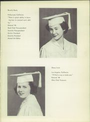 Page 17, 1949 Edition, San Marino Hall School - Marinor Yearbook (South Pasadena, CA) online yearbook collection