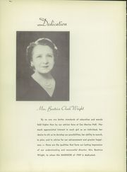 Page 6, 1949 Edition, San Marino Hall School - Marinor Yearbook (South Pasadena, CA) online yearbook collection