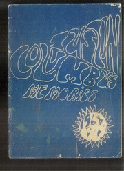 1969 Edition, Columbus Tustin Middle School - Memories Yearbook (Tustin, CA)