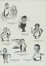 Page 13, 1963 Edition, Ball Junior High School - Blackhawk Yearbook (Anaheim, CA) online yearbook collection