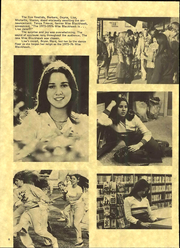 Page 14, 1976 Edition, Ball Junior High School - Blackhawk Yearbook (Anaheim, CA) online yearbook collection