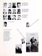 Page 9, 1967 Edition, West Campus Junior High School - Yearbook (Berkeley, CA) online yearbook collection