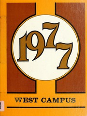 West Campus Junior High School - Yearbook (Berkeley, CA) online yearbook collection, 1977 Edition, Page 1