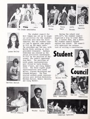 Page 28, 1977 Edition, West Campus Junior High School - Yearbook (Berkeley, CA) online yearbook collection