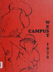 West Campus Junior High School - Yearbook (Berkeley, CA) online yearbook collection, 1978 Edition, Page 1