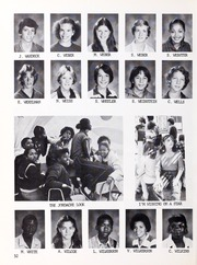 Page 56, 1981 Edition, West Campus Junior High School - Yearbook (Berkeley, CA) online yearbook collection