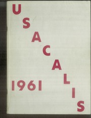 Page 1, 1961 Edition, Capitola and Soquel School - Usacalis Yearbook (Capitola, CA) online yearbook collection
