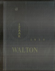 1959 Edition, Walton Intermediate School - Yearbook (Garden Grove, CA)