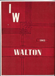 1962 Edition, Walton Intermediate School - Yearbook (Garden Grove, CA)