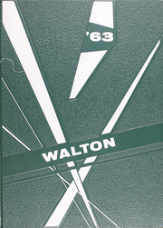 1963 Edition, Walton Intermediate School - Yearbook (Garden Grove, CA)