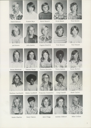 Page 9, 1977 Edition, Palm Middle School - Sentinel Yearbook (Lemon Grove, CA) online yearbook collection