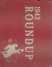 1943 Edition, Rogers Middle School - Roundup Yearbook (Long Beach, CA)