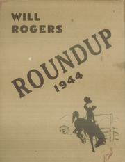 1944 Edition, Rogers Middle School - Roundup Yearbook (Long Beach, CA)