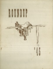 1945 Edition, Rogers Middle School - Roundup Yearbook (Long Beach, CA)