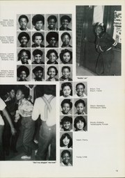 Page 17, 1980 Edition, Mount Vernon Junior High School - Yearbook (Los Angeles, CA) online yearbook collection