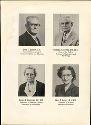 Page 15, 1953 Edition, Laney College - Oak Log Yearbook (Oakland, CA) online yearbook collection