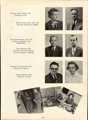 Page 17, 1953 Edition, Laney College - Oak Log Yearbook (Oakland, CA) online yearbook collection