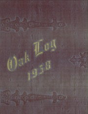 1958 Edition, Laney College - Oak Log Yearbook (Oakland, CA)