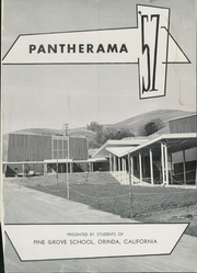 Page 5, 1957 Edition, Pine Grove Intermediate School - Pines and Needles Yearbook (Orinda, CA) online yearbook collection