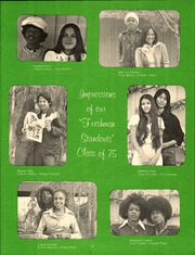 Page 13, 1975 Edition, Bell Middle School - Classical Expressions Yearbook (San Diego, CA) online yearbook collection
