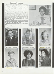 Page 10, 1983 Edition, Bell Middle School - Classical Expressions Yearbook (San Diego, CA) online yearbook collection