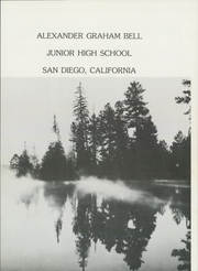 Page 5, 1983 Edition, Bell Middle School - Classical Expressions Yearbook (San Diego, CA) online yearbook collection