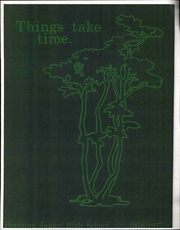 1977 Edition, Pershing Middle School - Reflections Yearbook (San Diego, CA)