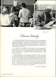 Page 10, 1970 Edition, De Anza Middle School - La Ventura de Anza Yearbook (Ventura, CA) online yearbook collection