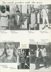 Page 37, 1971 Edition, De Anza Middle School - La Ventura de Anza Yearbook (Ventura, CA) online yearbook collection