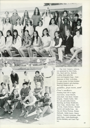 Page 47, 1971 Edition, De Anza Middle School - La Ventura de Anza Yearbook (Ventura, CA) online yearbook collection