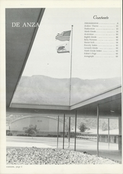 Page 6, 1971 Edition, De Anza Middle School - La Ventura de Anza Yearbook (Ventura, CA) online yearbook collection