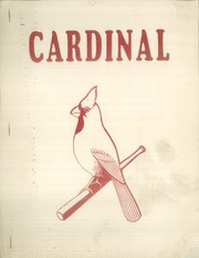 1968 Edition, Sycamore School - Cardinal Yearbook (Willows, CA)