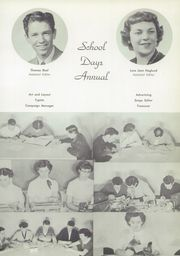 Page 11, 1954 Edition, Modesto Union Academy - El Capitan Yearbook (Modesto, CA) online yearbook collection