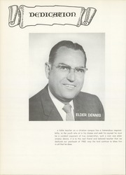 Page 10, 1961 Edition, Modesto Union Academy - El Capitan Yearbook (Modesto, CA) online yearbook collection