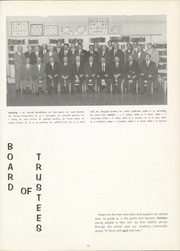 Page 15, 1961 Edition, Modesto Union Academy - El Capitan Yearbook (Modesto, CA) online yearbook collection