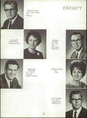 Page 16, 1964 Edition, Modesto Union Academy - El Capitan Yearbook (Modesto, CA) online yearbook collection