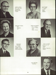 Page 17, 1964 Edition, Modesto Union Academy - El Capitan Yearbook (Modesto, CA) online yearbook collection