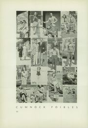 Page 14, 1938 Edition, Cumnock School - Chronicle Yearbook (Los Angeles, CA) online yearbook collection