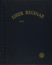 1943 Edition, Queen of Angels College of Nursing - Liber Reginae Yearbook (Los Angeles, CA)